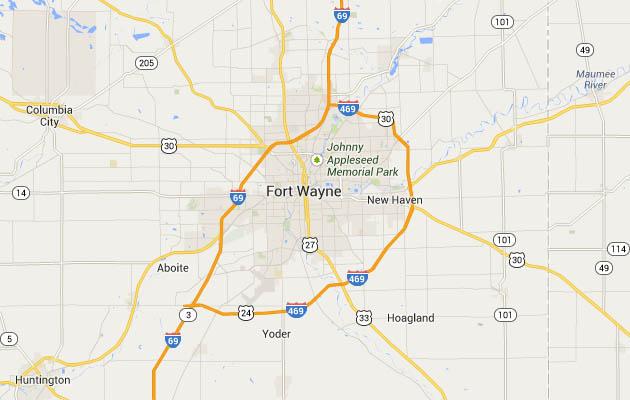map-fortwayne